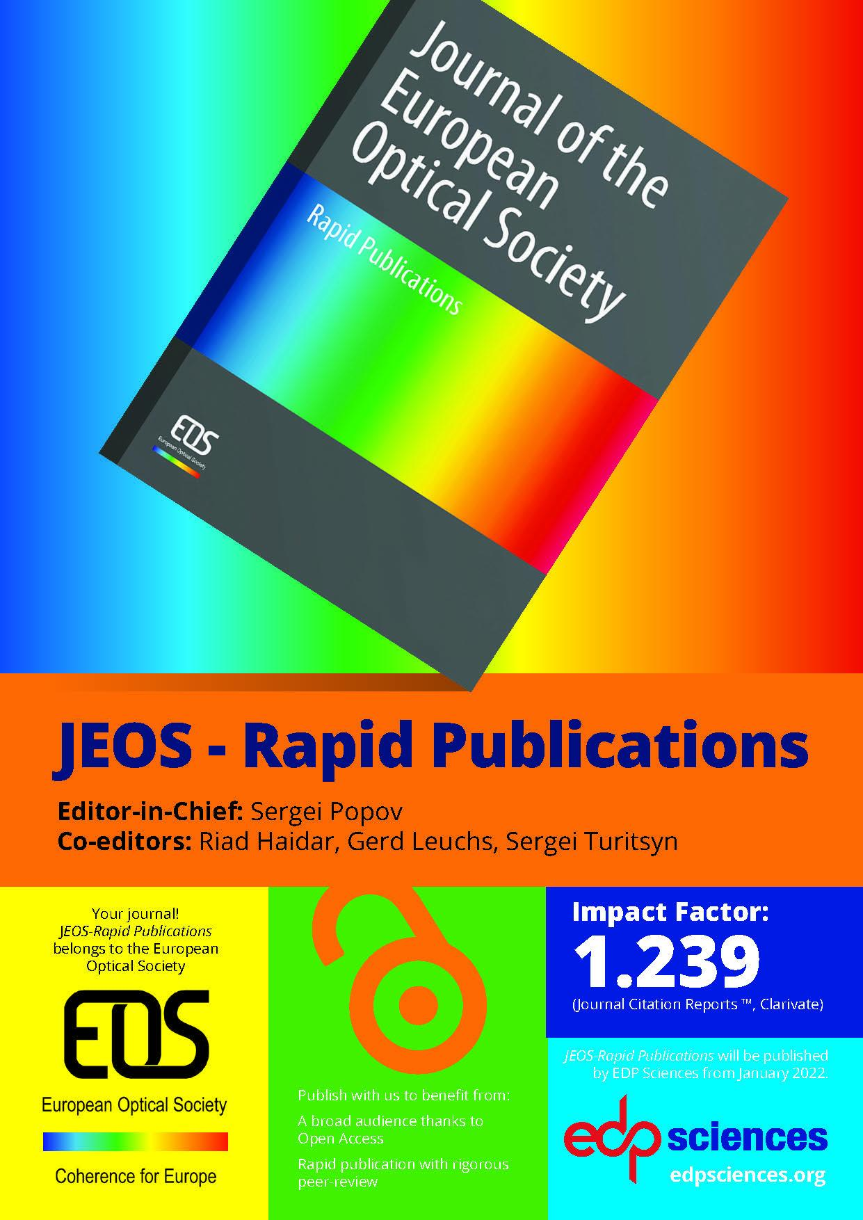 Jeos flyer