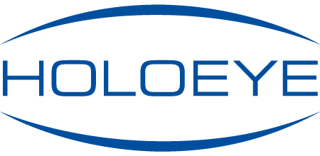 Logo holoeye